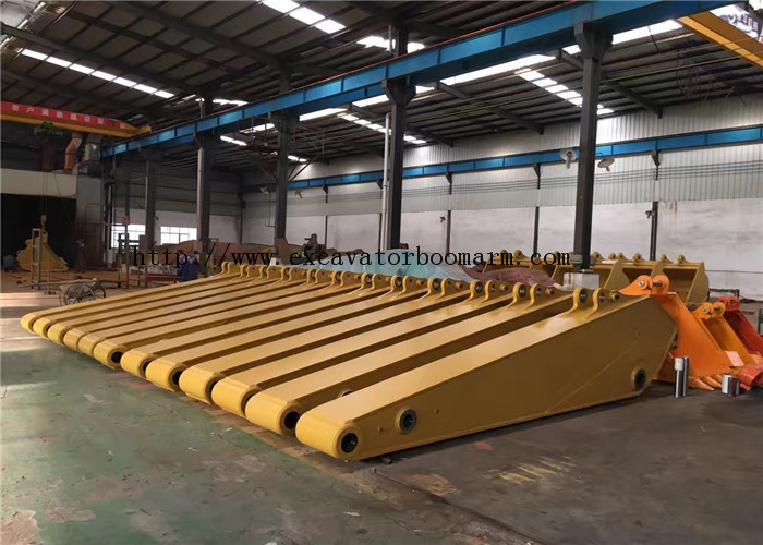 Large Excavator Extension Arm Construction Machinery Spare Parts Erosion Resistant